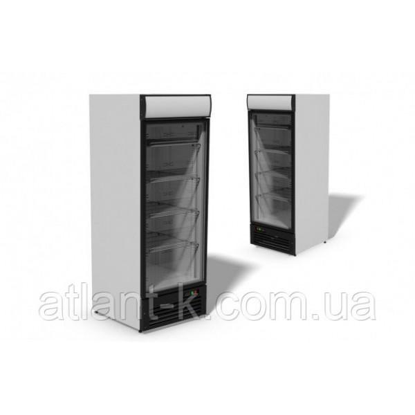 Шкаф морозильный ND75G JUKA, 590л, (-12..-22), со стеклянной дверью