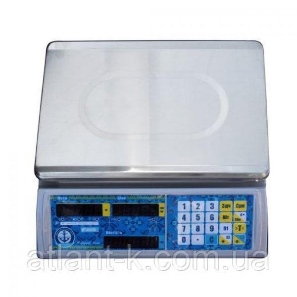 Весы торговые  VP-LN 30 LCD, Вагар, Украина