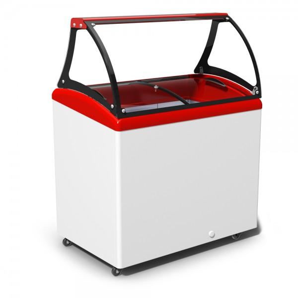 Витрина для весового мороженого JUKA M300SL 7 вкусов