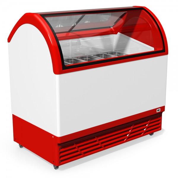 Витрина для весового мороженого JUKA M400Q 9 вкусов